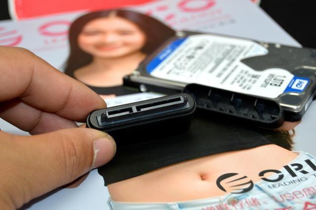 Кабель адаптер USB3.0 SATA для SSD HDD дисков 09 - Кабель-адаптер USB3.0-SATA для SSD/ HDD-дисков, 6.0 Гбит/с, 0,3 м Orico