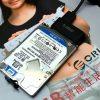 Кабель-адаптер USB3.0-SATA для SSD/ HDD-дисков, 6.0 Гбит/с, 0,3 м  Orico 254493