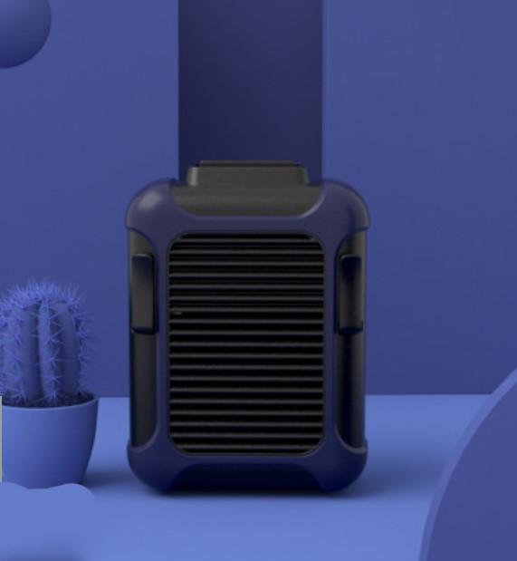 USB вентилятор с зажимом для одежды с Power Bank 4000 мАч 18 - Портативный USB-вентилятор с зажимом для одежды с Power Bank 4000 мАч