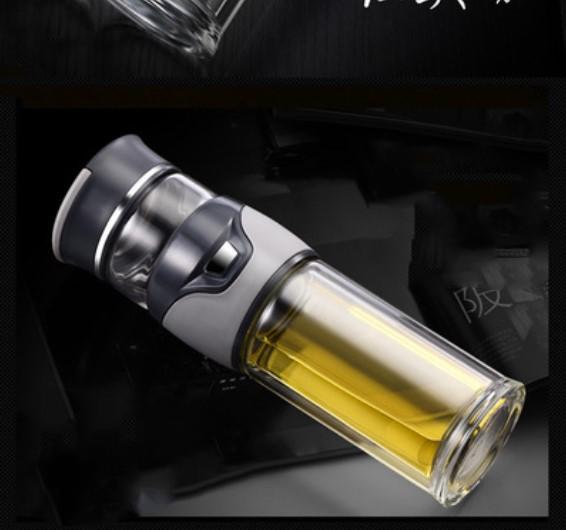 Термокружка инфузер для чая Tea Splash 06 - Инфузер для чая, термокружка Tea Inspiration 500 мл