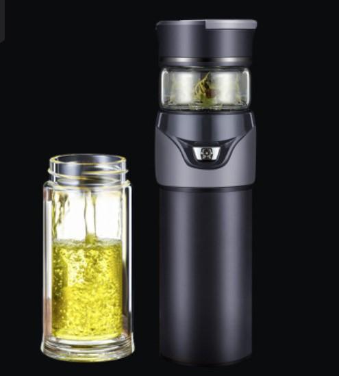 Термокружка инфузер для чая Tea Splash 09 - Инфузер для чая, термокружка Tea Inspiration 500 мл