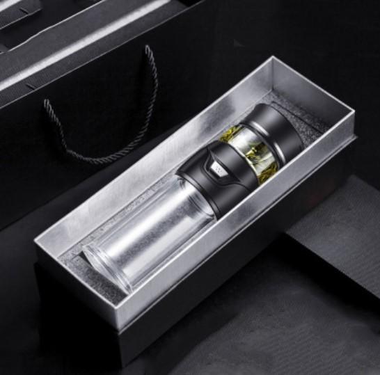 Термокружка инфузер для чая Tea Splash 13 - Инфузер для чая, термокружка Tea Inspiration 500 мл