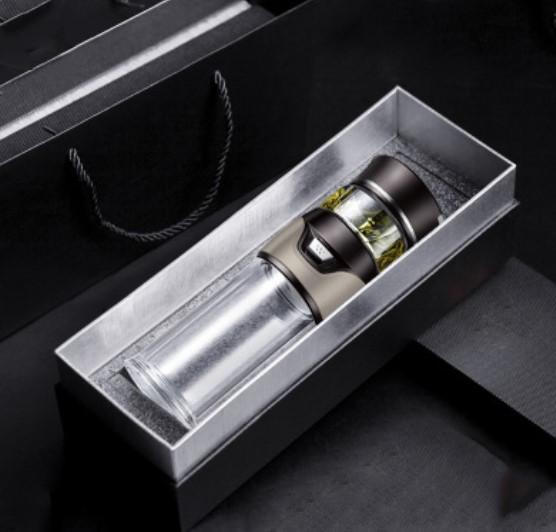 Термокружка инфузер для чая Tea Splash 14 - Инфузер для чая, термокружка Tea Inspiration 500 мл