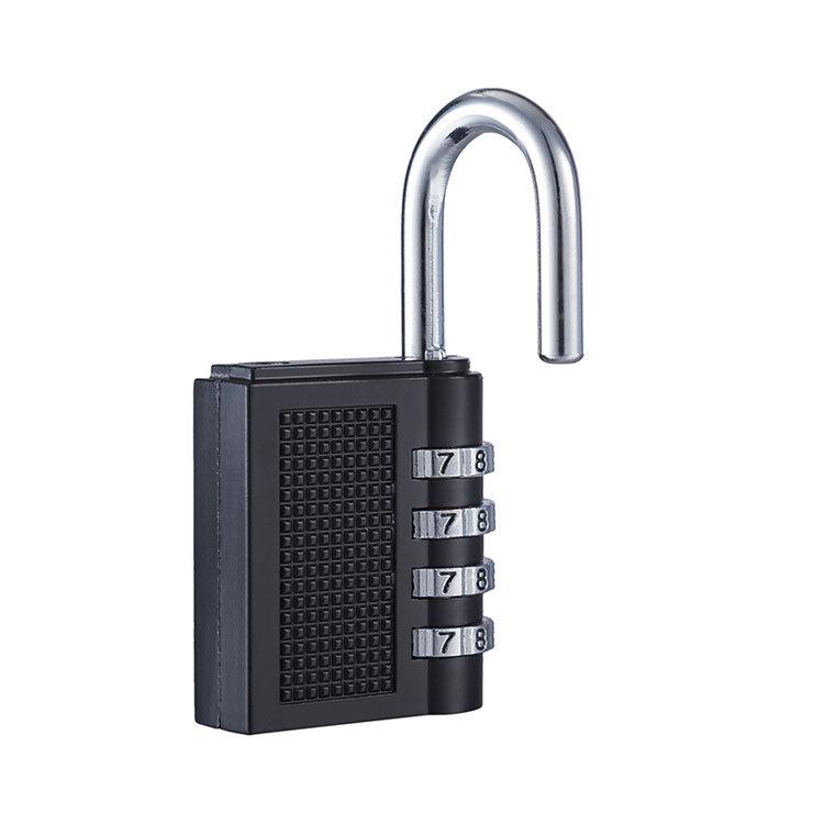 2665942261 115403157 - Навесной кодовый замок на чемодан, замок с кодом (большой) для рюкзака