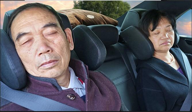 Держатель для головы в машину EasyDream 19 - Держатель для головы в машину, боковые подголовники на сиденье автомобиля, фиксатор для головы EasyDream