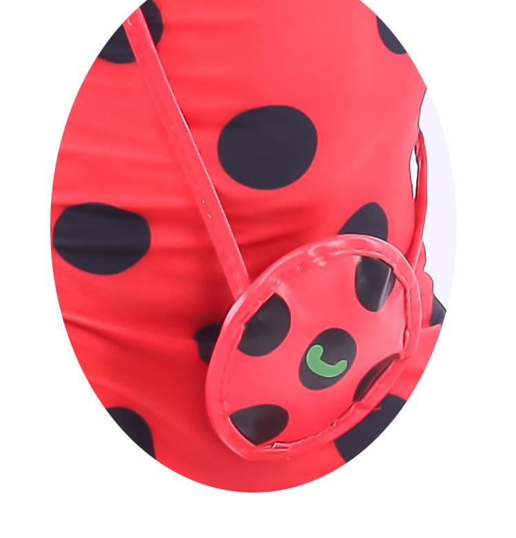 Леди Баг детский взрослый 11 - Костюм Леди Баг детский, взрослый: комбинезон, маска, сумка, парик (на выбор), все размеры
