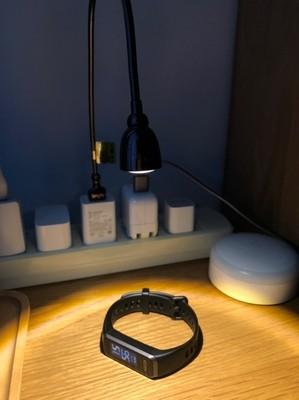 лампа USB гнущаяся - Светодиодная лампа USB гнущаяся Remax