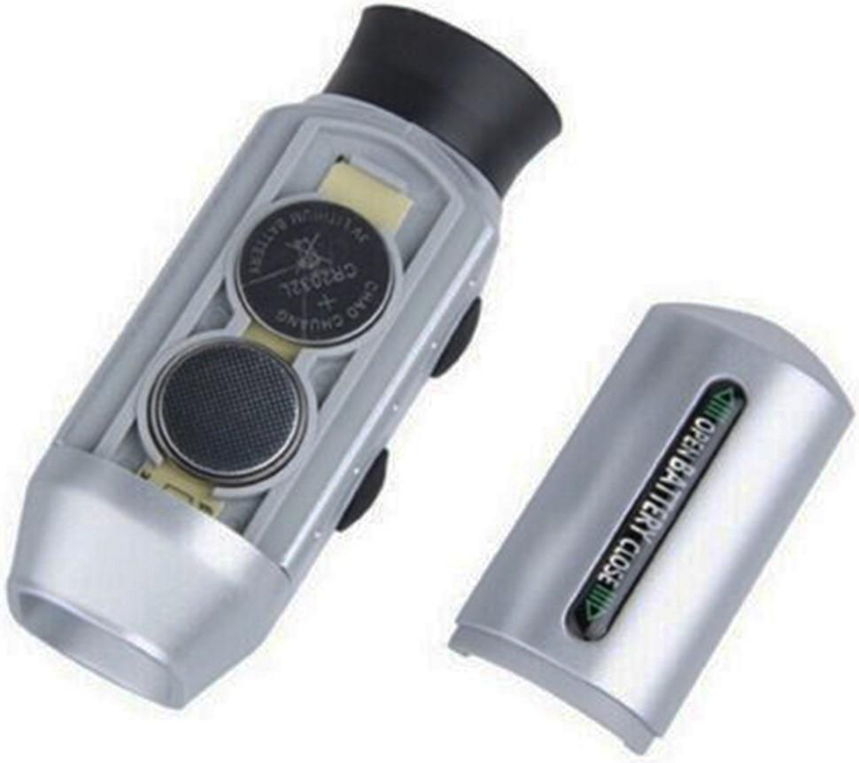 Электронный дальномер монокуляр 7x Kronos до 850 м 07 - Электронный дальномер, монокуляр 7x Kronos, до 850 м