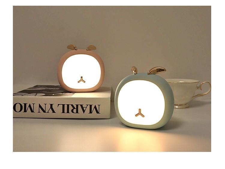 Атмосферная лампа ночник для детской 07 - Атмосферная лампа-ночник для детской, гостиной с перезаряжаемым аккумулятором