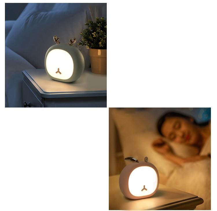 Атмосферная лампа ночник для детской 14 - Атмосферная лампа-ночник для детской, гостиной с перезаряжаемым аккумулятором