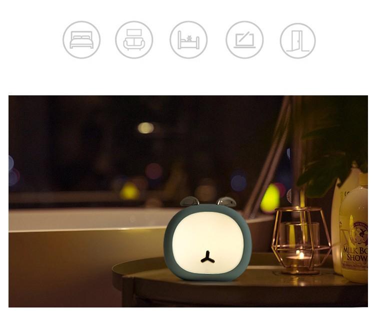 Атмосферная лампа ночник для детской 15 - Атмосферная лампа-ночник для детской, гостиной с перезаряжаемым аккумулятором