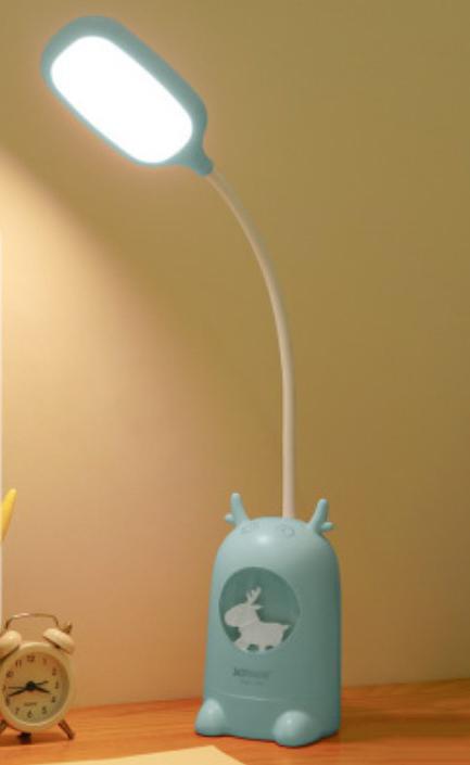 Настольная лампа ночник светодиодный с оленем 14 - Настольная лампа-ночник светодиодный с оленем