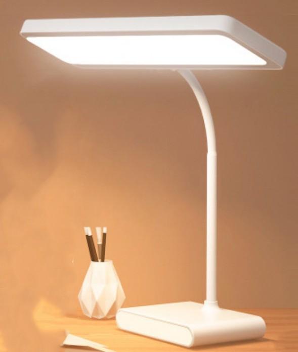 Настольная лампа светодиодная с аккумулятором и фильтром синего излучения 18 - Настольная лампа светодиодная с аккумулятором USB и фильтром синего излучения Oselia