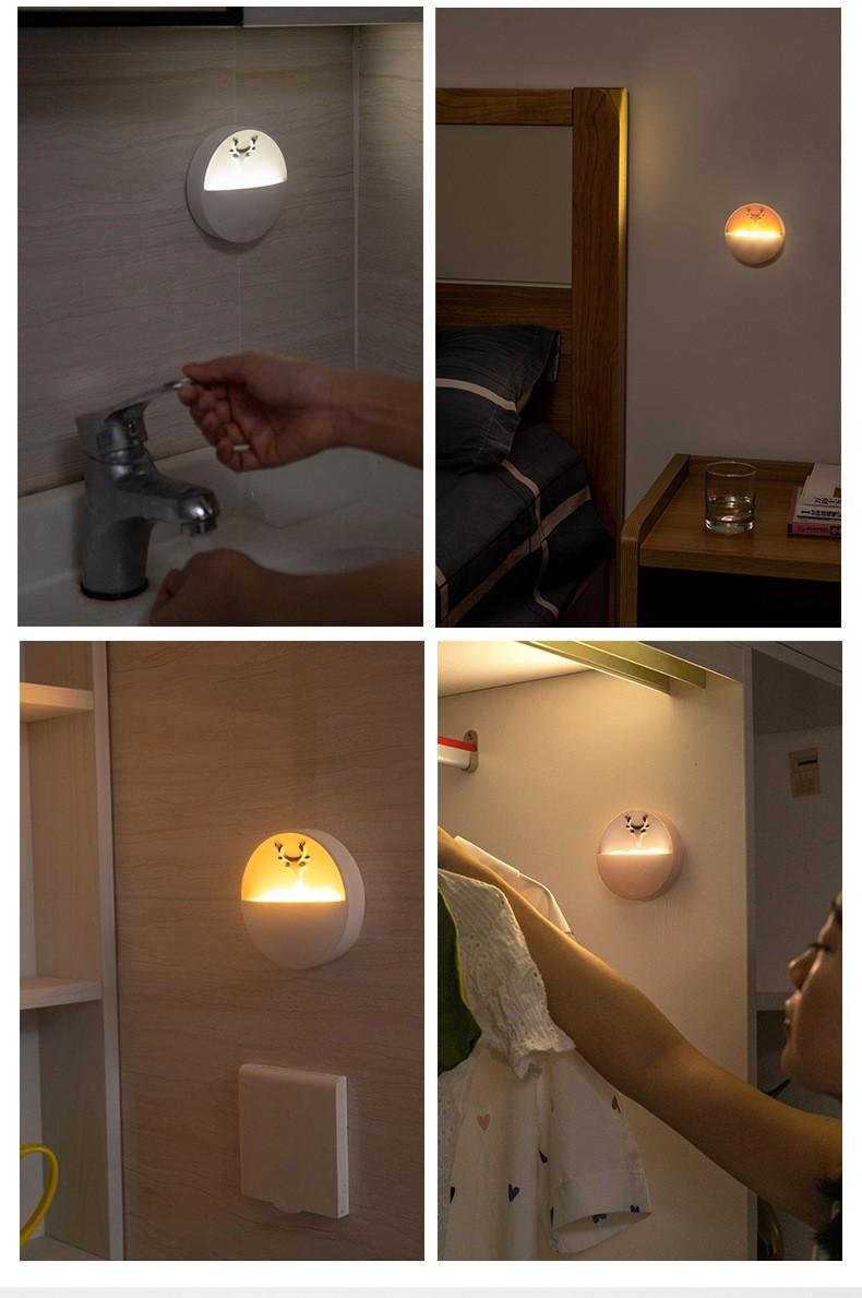 Светильник ночник с отсеком для ароматерапии 16 - Светильник-ночник с отсеком для ароматерапии, USB-зарядка, 3 режима