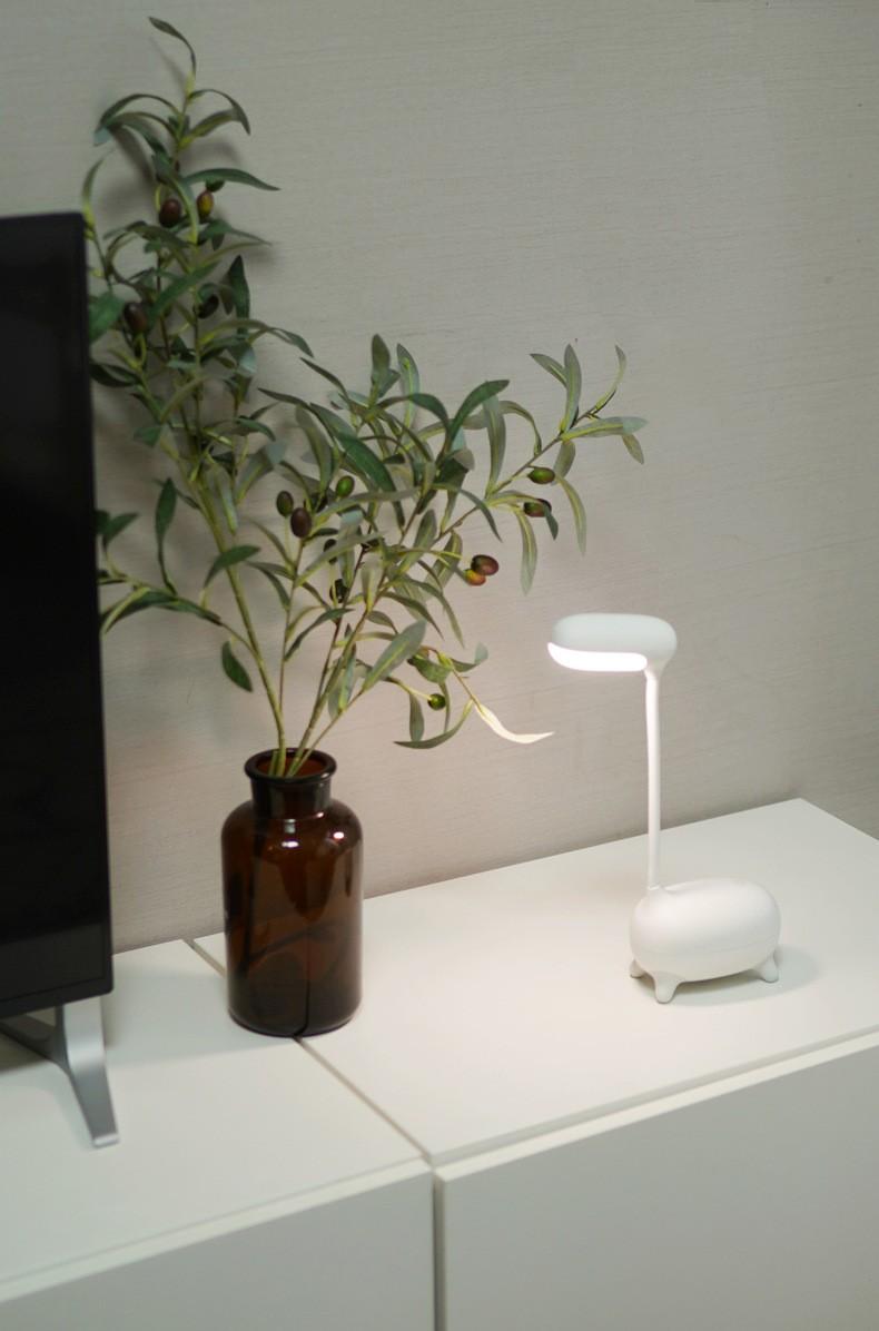 Светодиодная лампа Жираф гнущаяся аккумулятор 1200 мАч 02 - Светодиодная лампа Жираф, гнущаяся, аккумулятор 1200 мАч