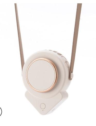 USB вентилятор для шеи MegaFun 11 - Карманный USB-вентилятор для шеи MegaFun
