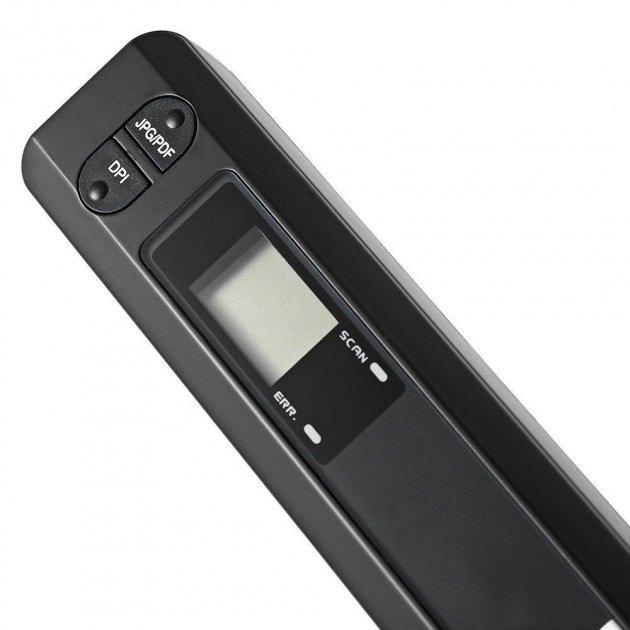 6 - Портативный ручной сканер Архивариус G412