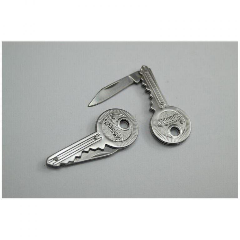 1003 - Складной нож-ключ / брелок на ключи Clasp Knife