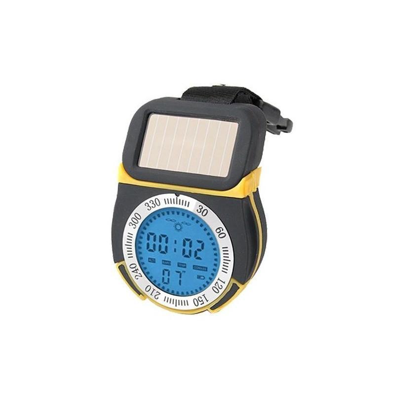 Многофункциональный альтиметр 6 в 1 – высотометр, компас, барометр, термометр, часы, метеостанция