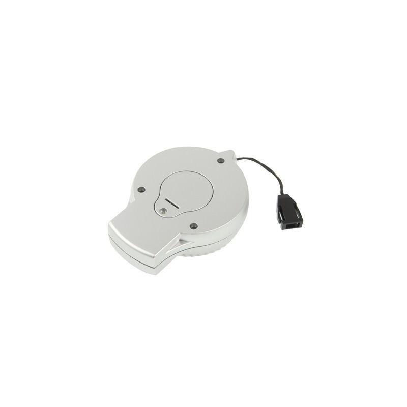 Портативный компас 4 в 1 – часы, секундомер, термометр, ЖК-дисплей, LED-подсветка 192043