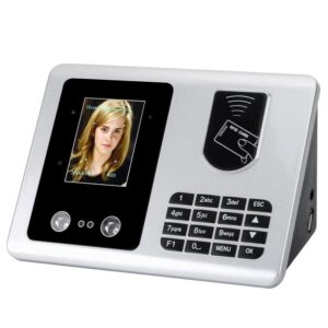 Система распознавания ID и лиц Danmini: база на 1000 пользователей/500 лиц/1000 карт, двойная камера, TFT-дисплей 2,8 дюйма