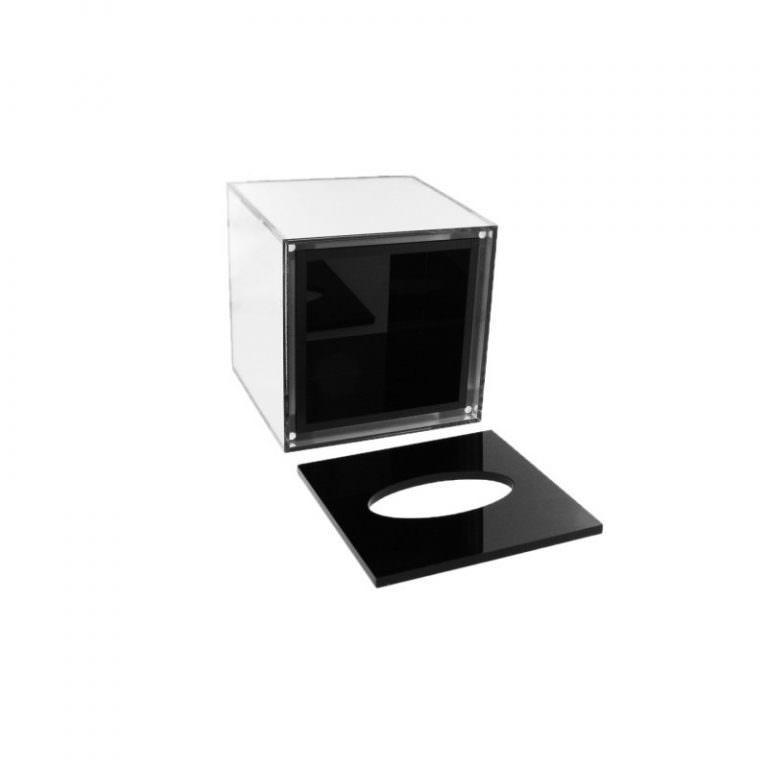 11210 - Зеркальная коробка для видеосъемки розыгрышей (совместима с GoPro и другими камерами).
