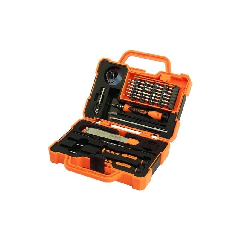 Набор инструментов для ремонта электроники и бытовых приборов 43 в 1 JAKEMY JM-8139 192316