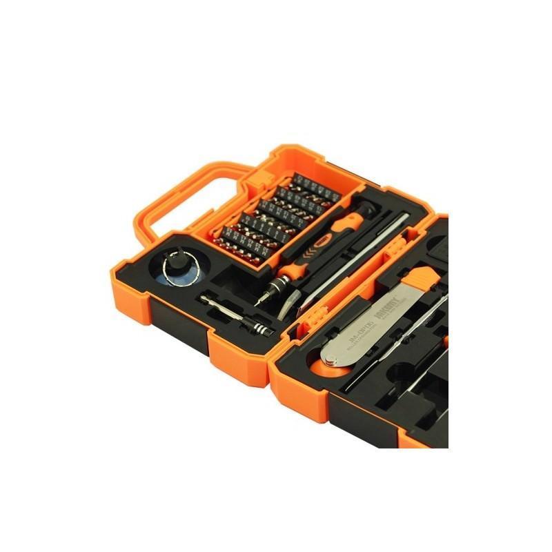 Набор инструментов для ремонта электроники и бытовых приборов 43 в 1 JAKEMY JM-8139 192318