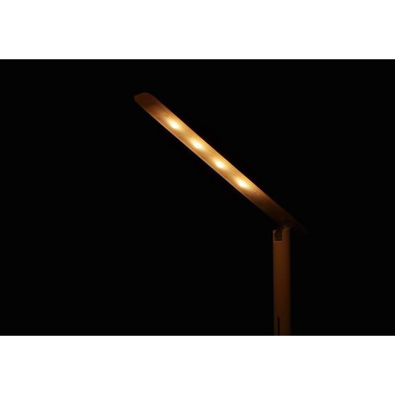 Настольная сенсорная LED-лампа: 5 Вт, 700 люкс, 5 режимов яркости, теплый, холодный, естественный свет 192632