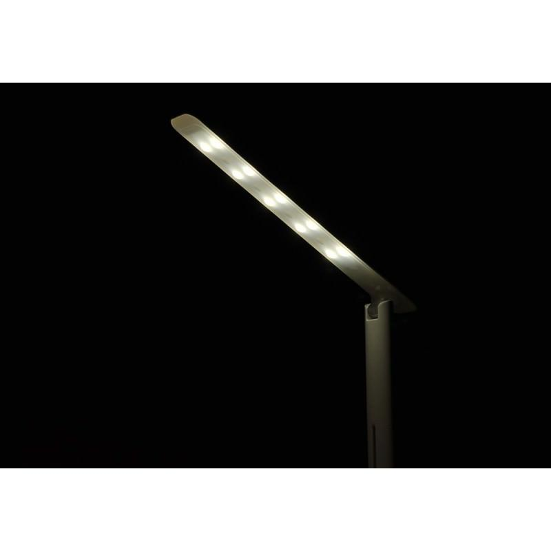 Настольная сенсорная LED-лампа: 5 Вт, 700 люкс, 5 режимов яркости, теплый, холодный, естественный свет 192634