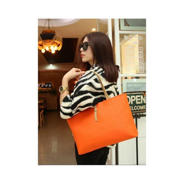 11675 - Вместительная женская сумочка на каждый день Bursa Universal