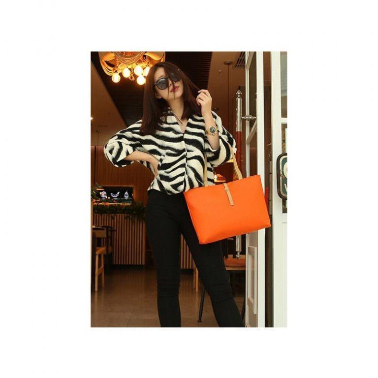 11676 - Вместительная женская сумочка на каждый день Bursa Universal