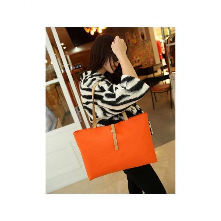 11678 - Вместительная женская сумочка на каждый день Bursa Universal