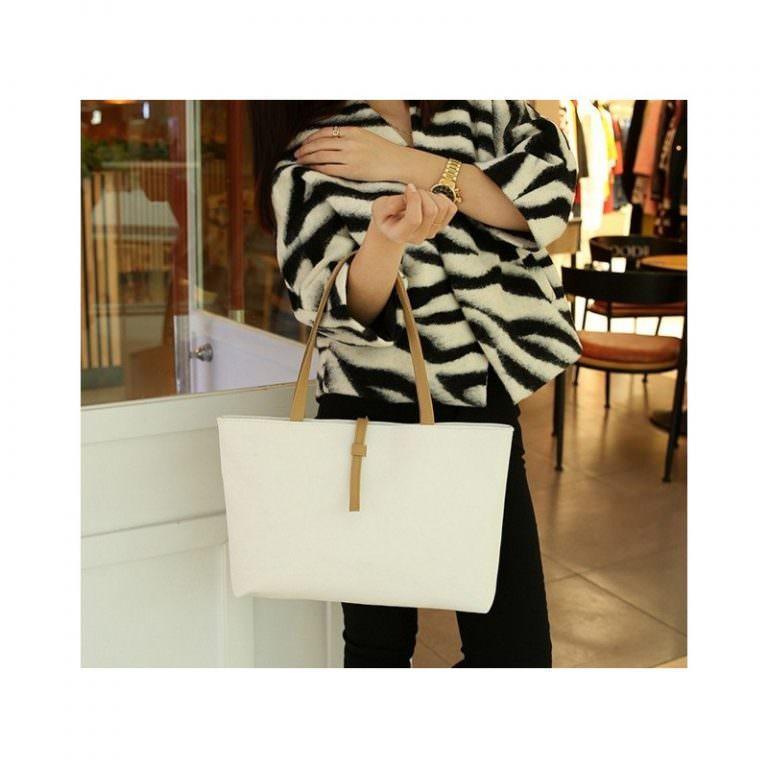 11679 - Вместительная женская сумочка на каждый день Bursa Universal