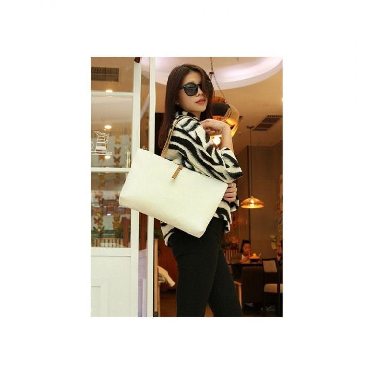11680 - Вместительная женская сумочка на каждый день Bursa Universal