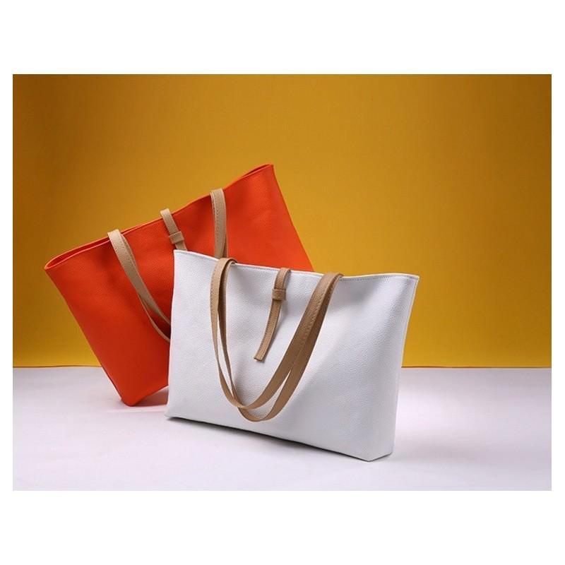 Вместительная женская сумочка на каждый день Bursa Universal 192667