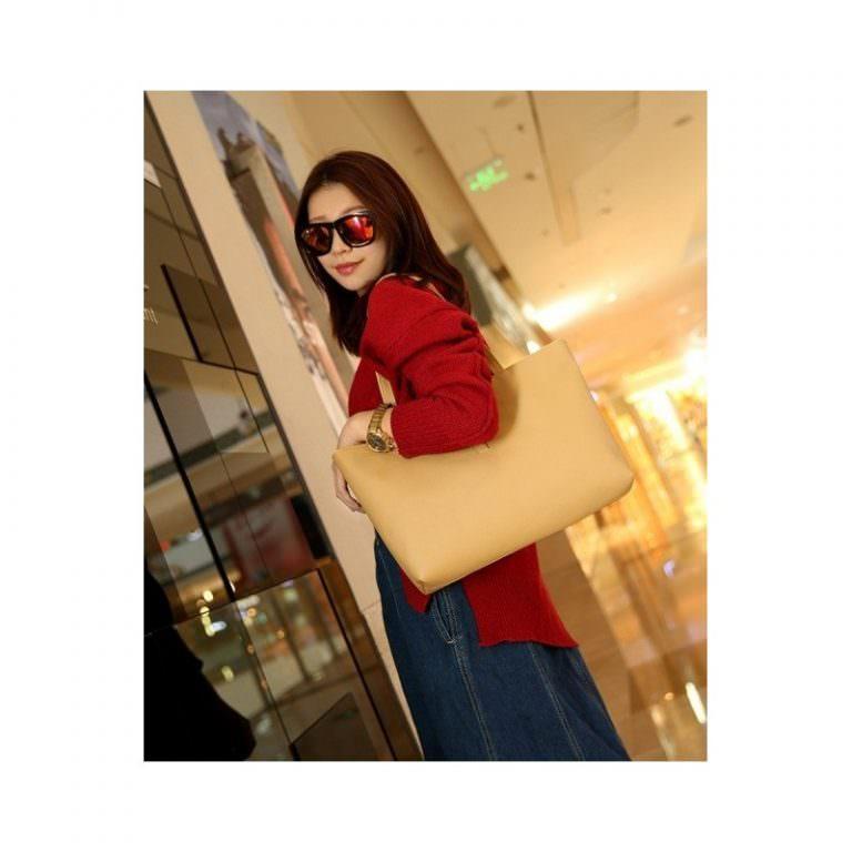 11682 - Вместительная женская сумочка на каждый день Bursa Universal