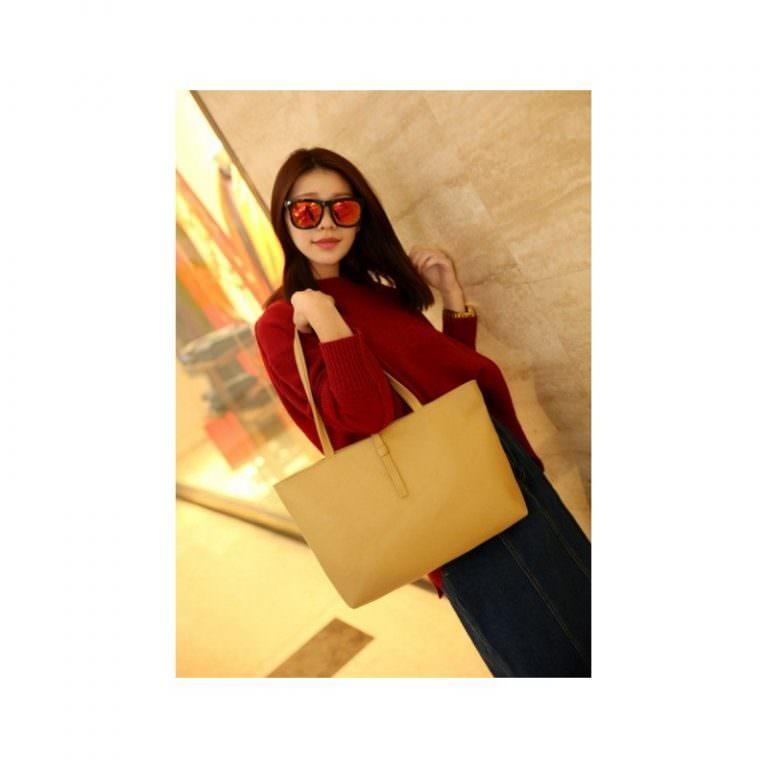 11683 - Вместительная женская сумочка на каждый день Bursa Universal