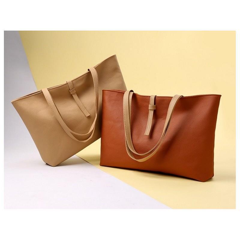 11684 - Вместительная женская сумочка на каждый день Bursa Universal