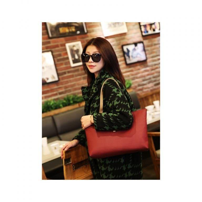 11685 - Вместительная женская сумочка на каждый день Bursa Universal