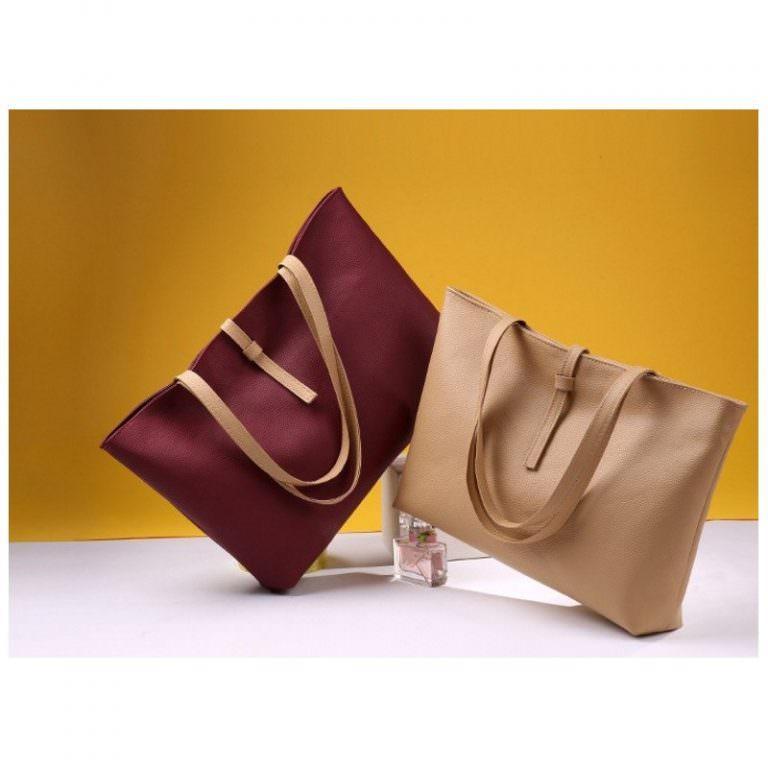 11686 - Вместительная женская сумочка на каждый день Bursa Universal