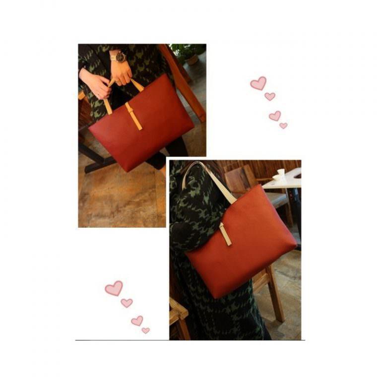 11687 - Вместительная женская сумочка на каждый день Bursa Universal
