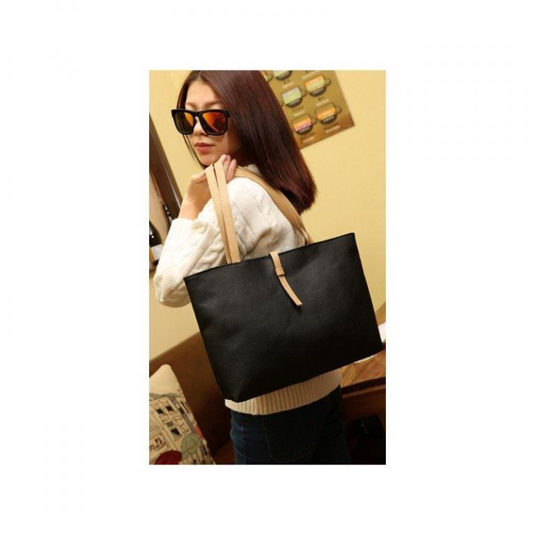 11690 - Вместительная женская сумочка на каждый день Bursa Universal