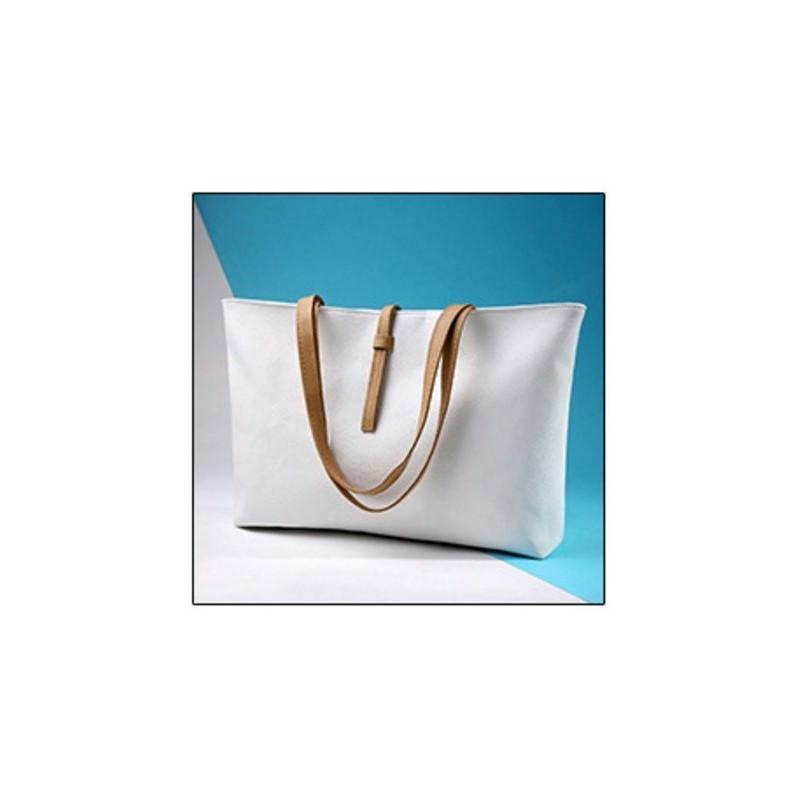 Вместительная женская сумочка на каждый день Bursa Universal 192678