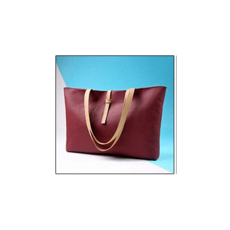 11694 - Вместительная женская сумочка на каждый день Bursa Universal