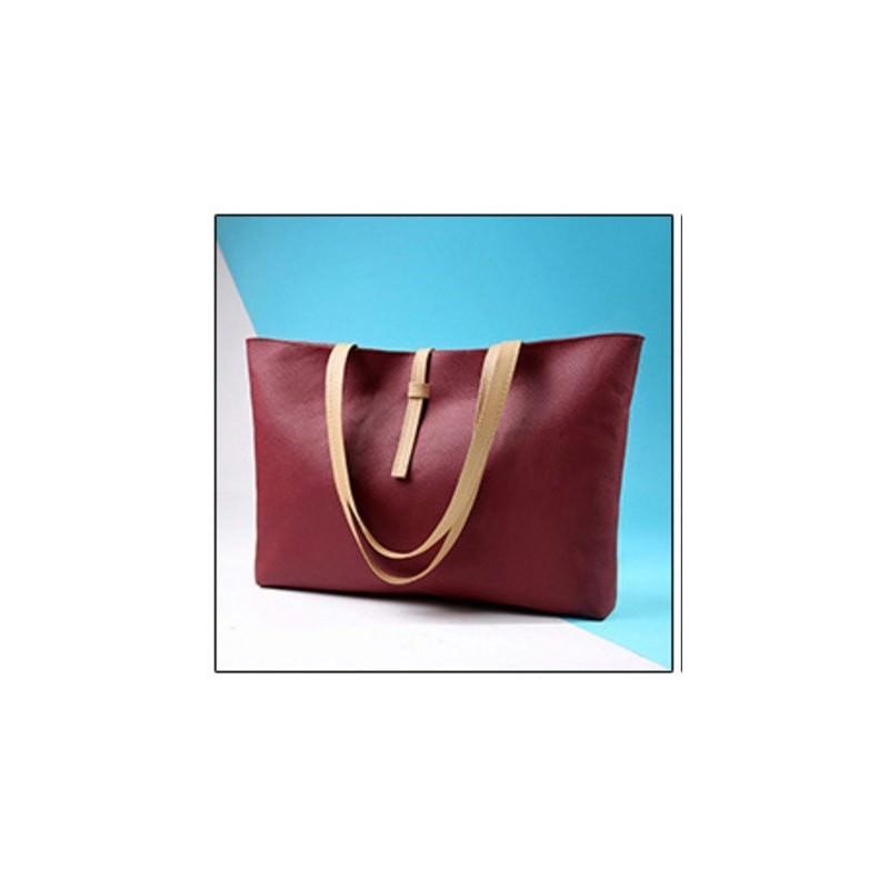 Вместительная женская сумочка на каждый день Bursa Universal 192679