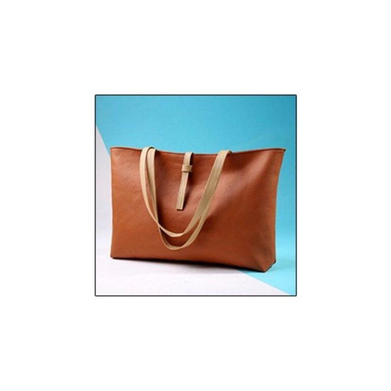 11695 - Вместительная женская сумочка на каждый день Bursa Universal