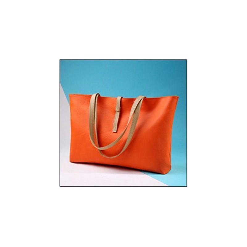 Вместительная женская сумочка на каждый день Bursa Universal 192681