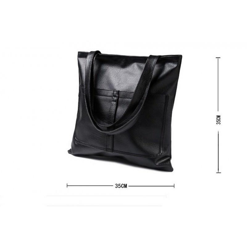 Сумка-мешок Bursa Torba – 5 модных расцветок, 2 внешних кармана 192841
