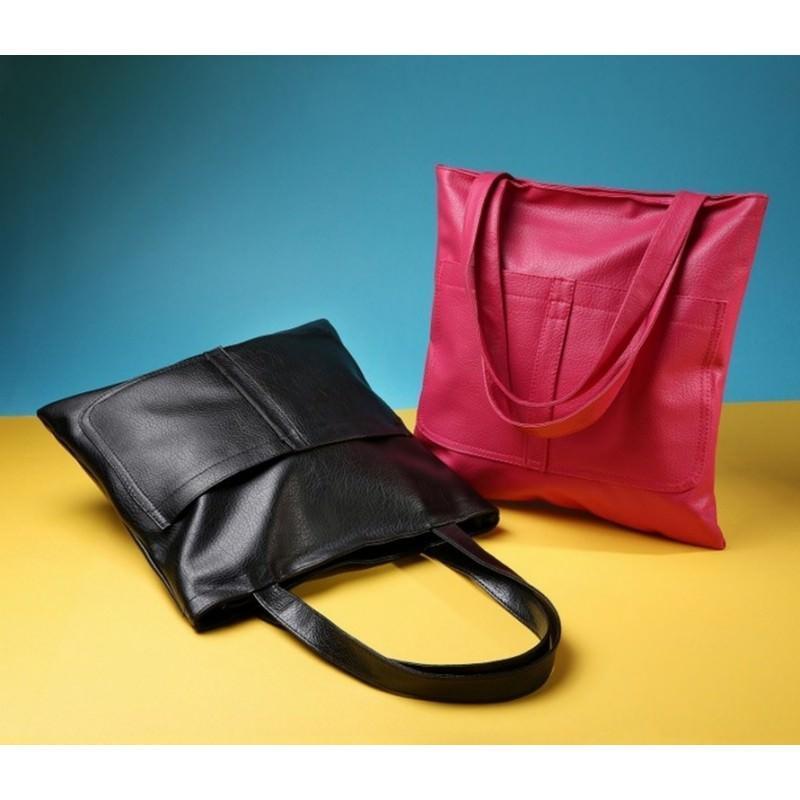 11879 - Сумка-мешок Bursa Torba - 5 модных расцветок, 2 внешних кармана